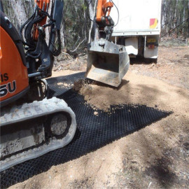 Plastic Parking Grids Factory gravel plastic grid Muddy Paddock Solutions drain grid paddock Anti UV Reinforced