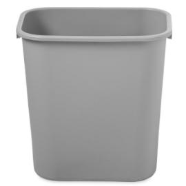 Große Plastikmüll-Abfalleimer- / Abfallbehälter-Form / Eimer-Form im Freien