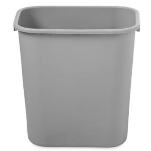 Contenedor de basura plástico grande al aire libre euro / molde del cubo de la basura / molde del cubo