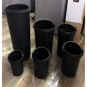 Trash Can Plastic Mold Design Manufacture Garbage Can Injection Mould