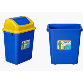 Nuevo diseño usado Office Dustbin Mold, Second Hand Office Wastebin Mold, Bin de basura Mold