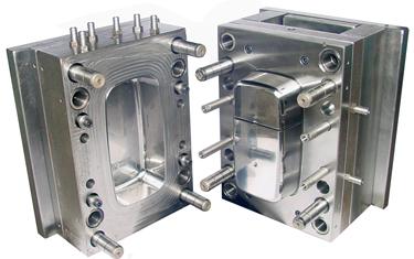 fábricas de inyección de matriz de plástico moldeo de plástico de precisión de gran parte plástica