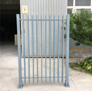 anti aging and unti uv frp fence factory