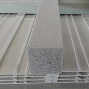 frp fiberglass glassfibre grp solid square box