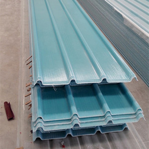 roofing Application Fiberglass sheets