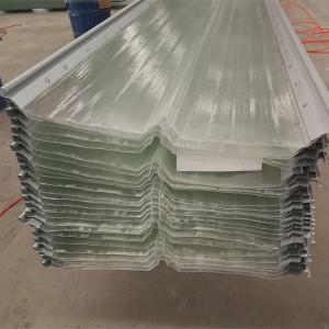 fiberglass reinforced plastic sheet for roofing covering