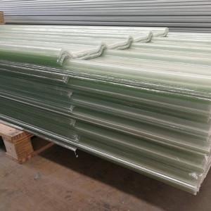 fiberglass plastic roofing sheet