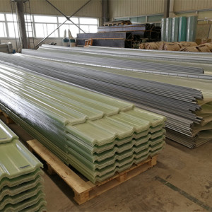 frp grp fibreglass sheet roofing price