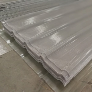 FRP GRP Fiberglass Glassfiber Translucent Corrugated Roofing Sheet