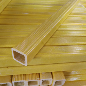 fibreglass glassfibre frp grp square tube 100x100