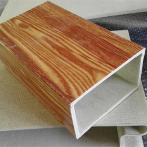 fiberglass rectangular bar