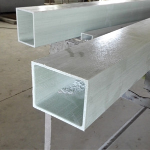 frp grp fibreglass composite square box pultruded