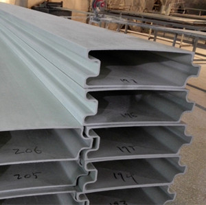 fiberglass frp grp glassfibre square hollow section