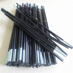 7.9mm pop-up FRP Fiberglass flexible tent poles / Rod / Sticks