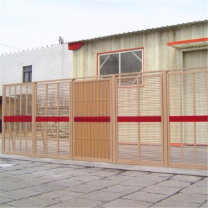 FRP GRP decoration fence for garden