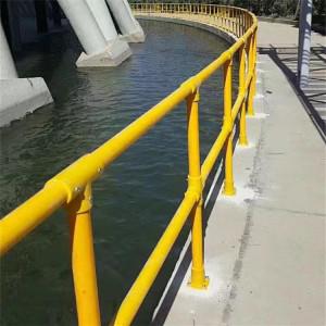 GRP FRP Fiberglass handrail / Guardrail