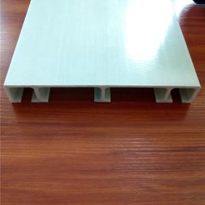 FRP GRP fiberglass decking flooring board pultrusion