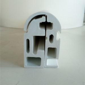 Custom fiberglass profile
