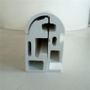 Custom fiberglass profile