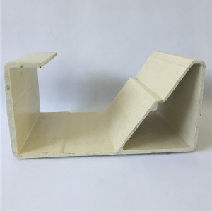 Customized fiberglass profile