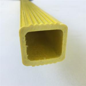 Customized fiberglass profile