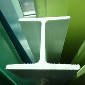 FRP fiberglass H / I beam