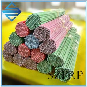 FRP GRP Fiberglass Solid rods