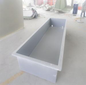 frp fish tank aquaculture/Fiberglass reinforced plastic FRP Tank