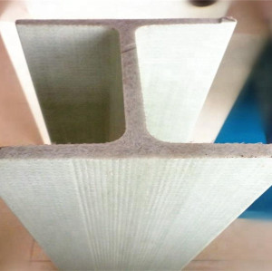 Customizable FRP fiberglass Pultrusion products I-shape beam
