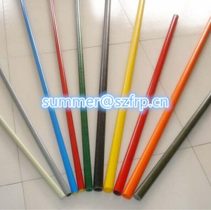 Flexible Fiberglass Solid Rod Manufacturer