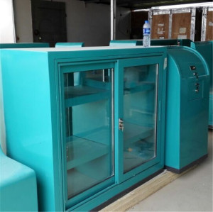 hand lay up process FRP GRP Fiberglass Cabinet