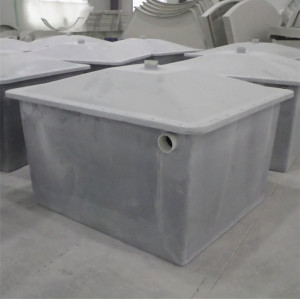Fiberglass Underground Battery Box