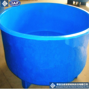 frp/grp fish tank fiberglass aquaculture tanks