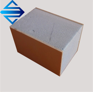 Fiberglass wool insulation panel / frp sandwich panel
