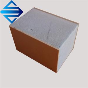 Fiberglass wool insulation panel / frp sandwich panel