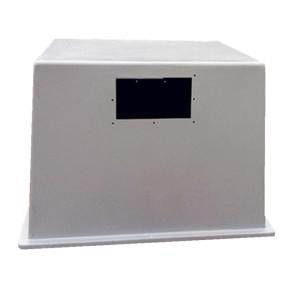 Custom fiberglass waterproof/proof explosion battery enclosure