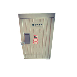 factory price fiberglass outdoor Electric power control cabinet