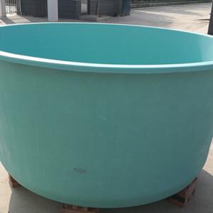 fiberglass hatchery tanks