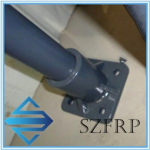 Easy to Install FRP handrails