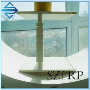 Customized FRP special profile