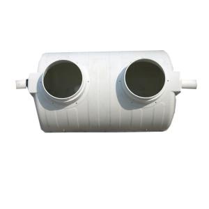 FRP underground waste water Septic tank
