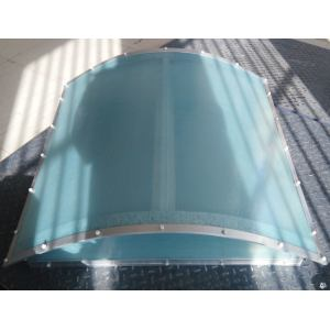 FRP Skylight Roofing Sheet