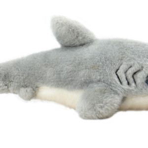 zhAjh Stuffed Shark Toy Doll