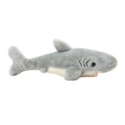 zhAjh Stuffed Shark Toy Doll