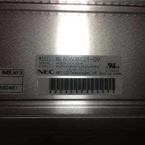 NL8060BC21-09 LCD DISPLAY