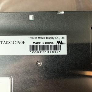 LTA084C190F LCD DISPLAY