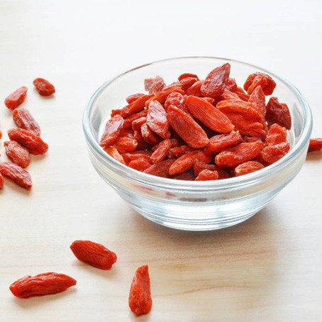 China 2018 New product organic dried goji berries
