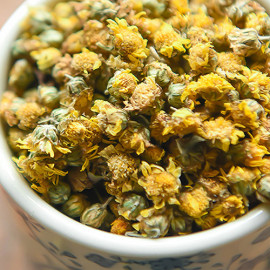 chamomile herbal flower tea of China dry flowers tea