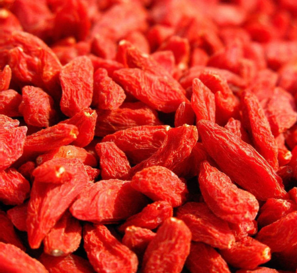 China 2018 New product organic dried goji berries