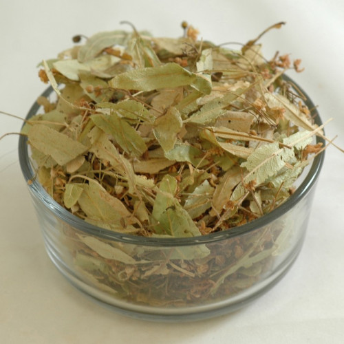 Linden Flowers and Leaves Tea in 1 Lb Bulk